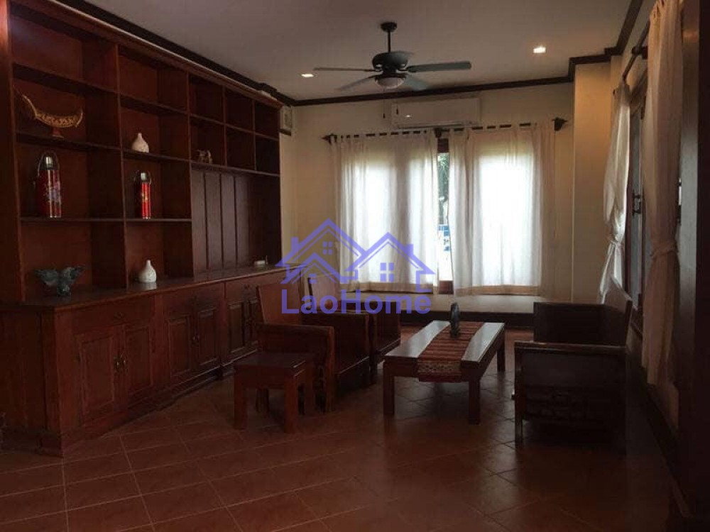 ID: 1441 - Modern house for rent with garden and swimming pool